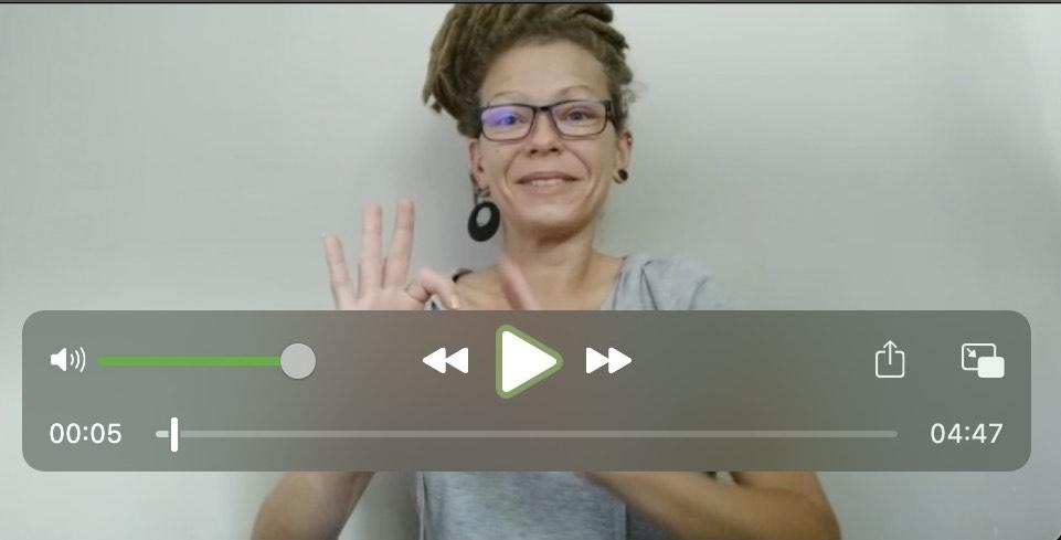 Vidéo Lionel Alexia