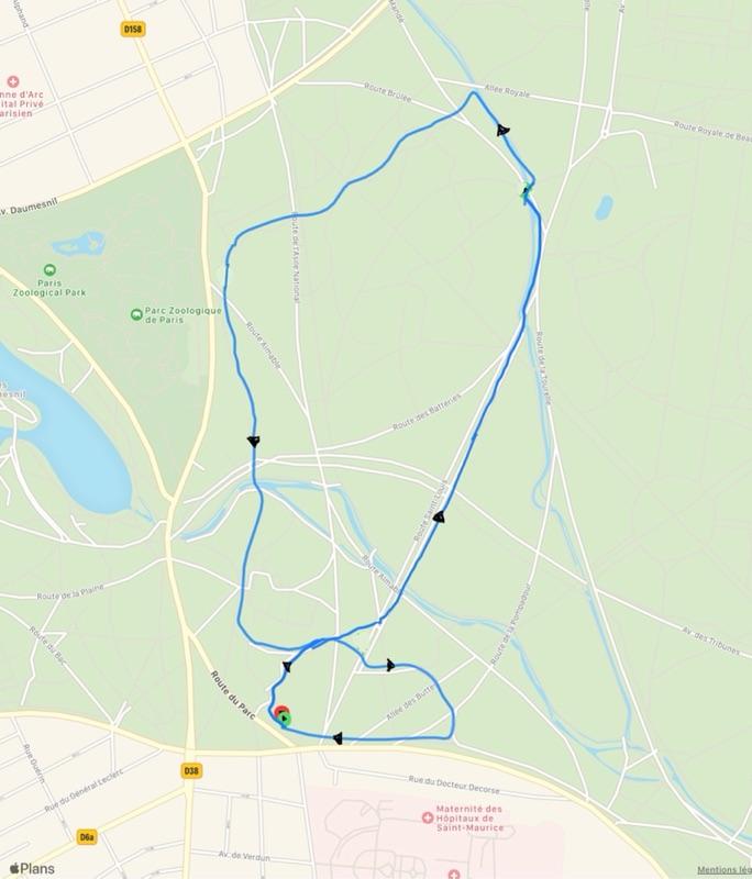 Marche nordique 5 sept. 21